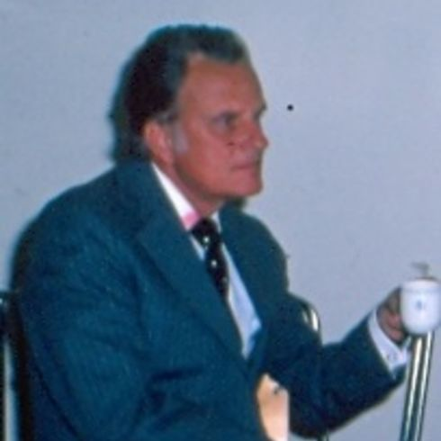 Billy Graham: - Peace at Last!