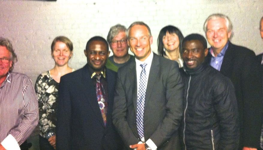 Member of Parliament in Sync with Oslo-pastors