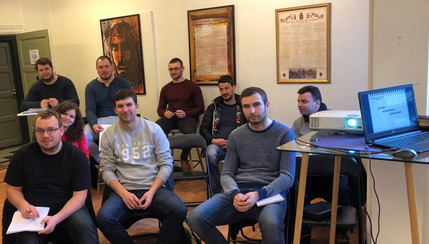 Blessed Cooperation with Romanians in Oslo