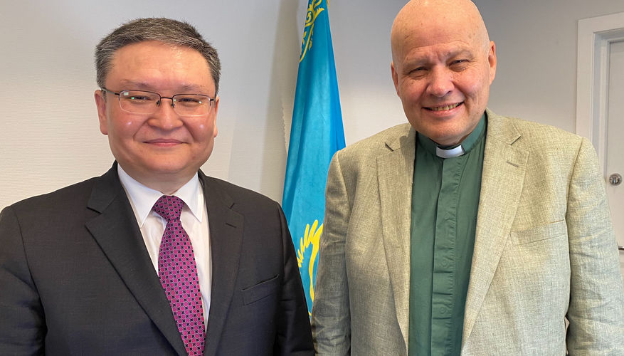 Talkshows with Leaders and Experts of Kazakhstan