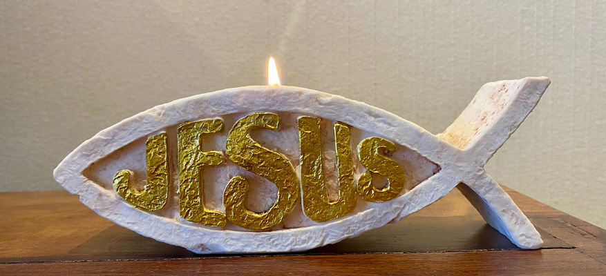 A Jesus Light from Coptic Christians in Egypt