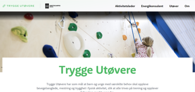 Ny nettressurs www.tryggeutovere.no
