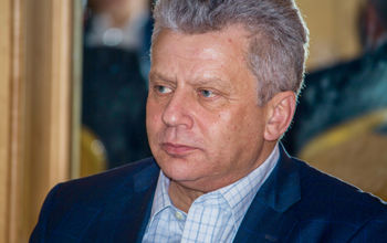"""Dr. Peter Sautov, Chairman of the Foundation """"National Morning Prayer"""""""