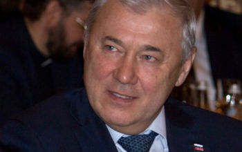 Mr. Anatoly Aksakov, Chairman of the State Duma Committee on Economic Policy, Innovative Development and Entrepreneurship