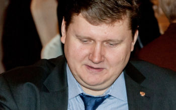Mr. Stepan Medvedko, Head of the Secretariat of the State Duma Committee for Public and Religious Organizations