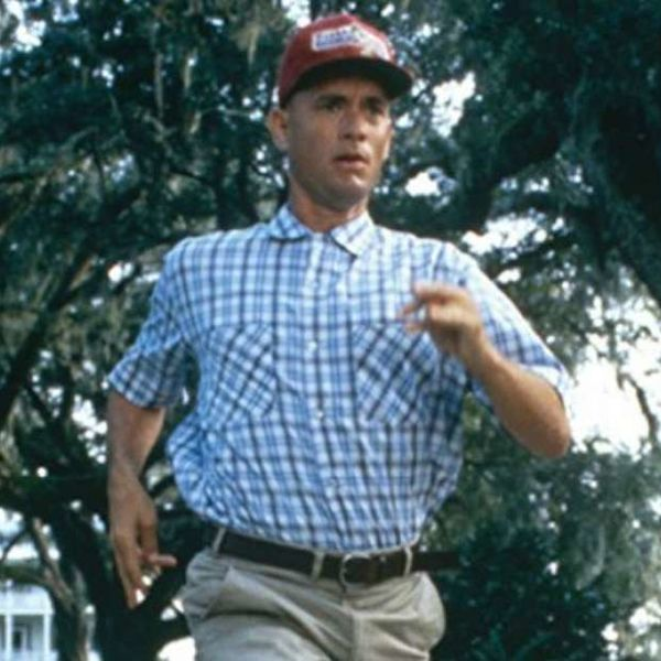 Forrest Running for Freedom