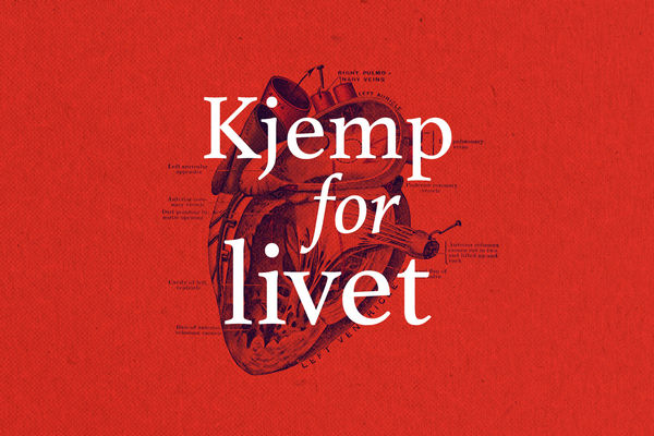 Kjemp for livet! #1 / Per A. Noreng / 18. feb. 2018