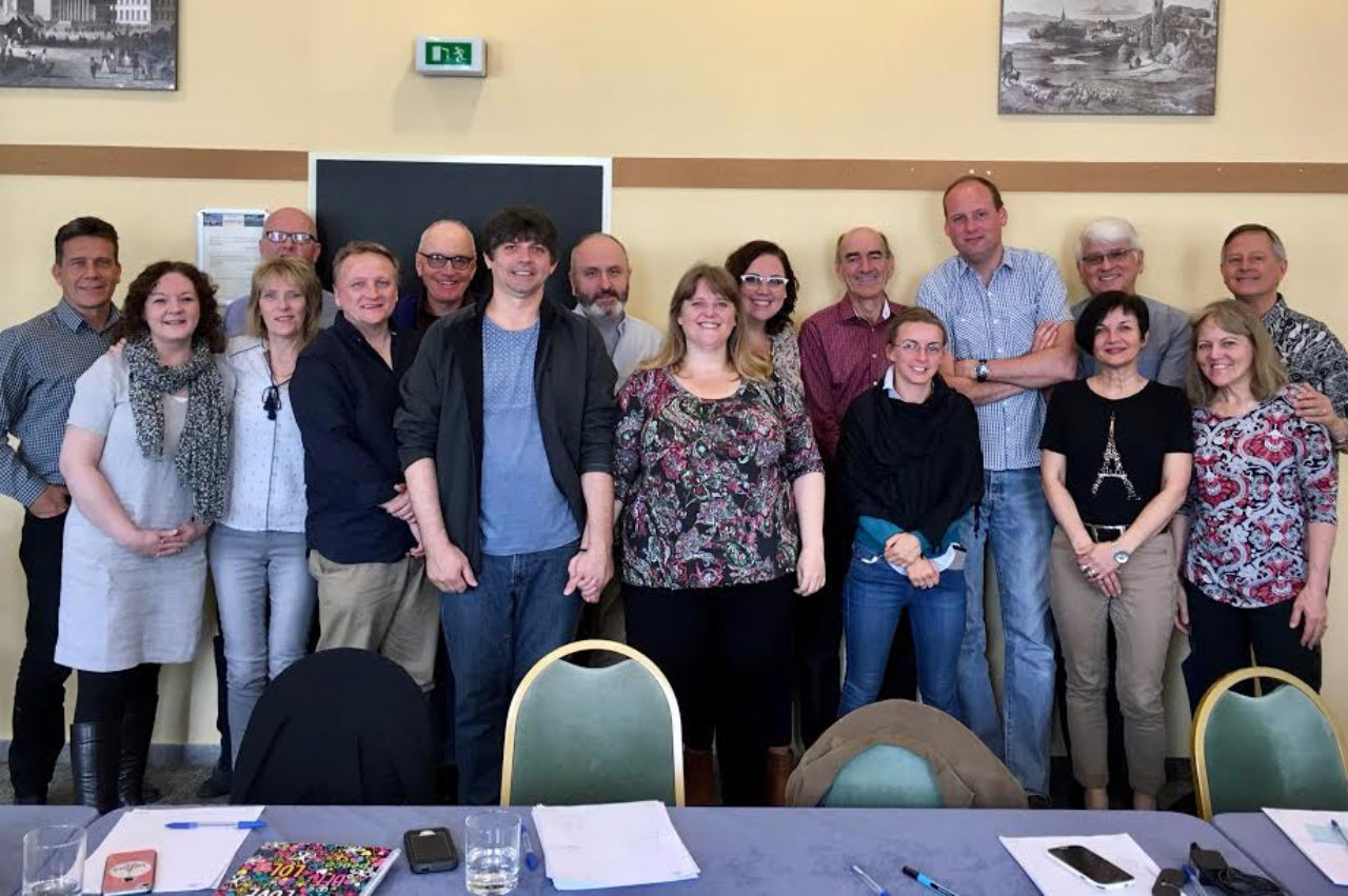 Global Family Alliance Meeting April 2017