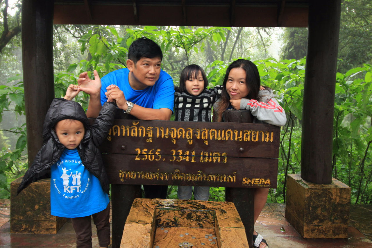 God is Keeping Families Together in Chiang Mai