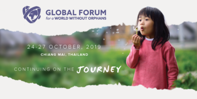 Global Forum for a World Without Orphans 2019