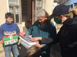 Supporting families in Ukraine during COVID-19