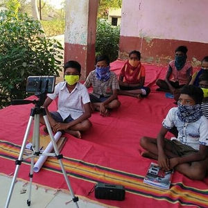 """""""A Story a Day"""" keeps kids learning in India"""