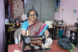 Anu Silas knows what it means to live as an orphan