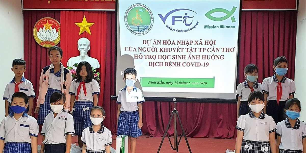 How is Covid-19 affecting Mission Alliance activities in Vietnam?