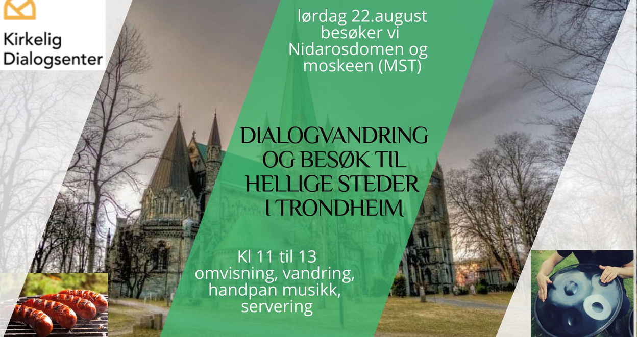 Dialogvandring 22.august