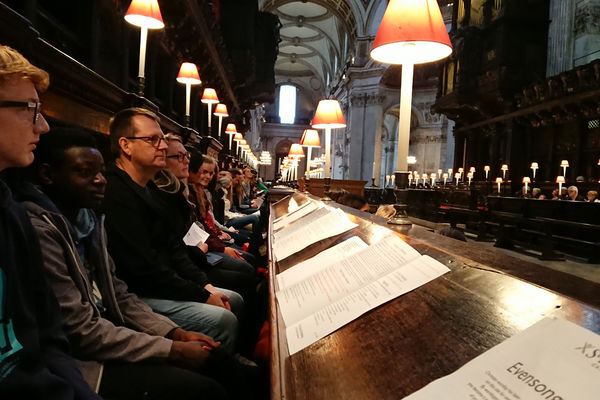 Evening Song i St. Paul's Cathedral