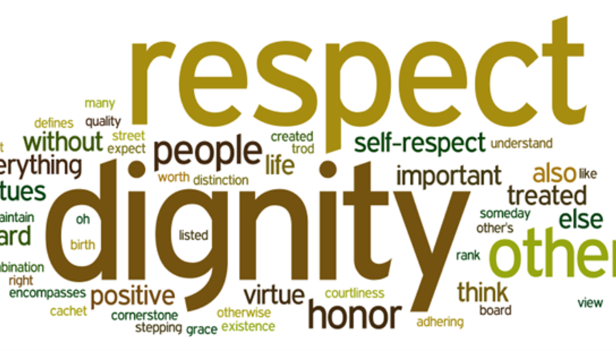 Honor, Respect and Dignity