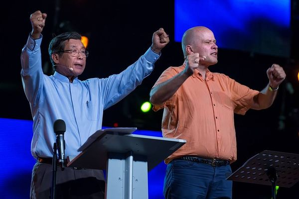 God is at Work in Thailand!