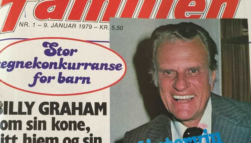 Special Interview with Billy Graham