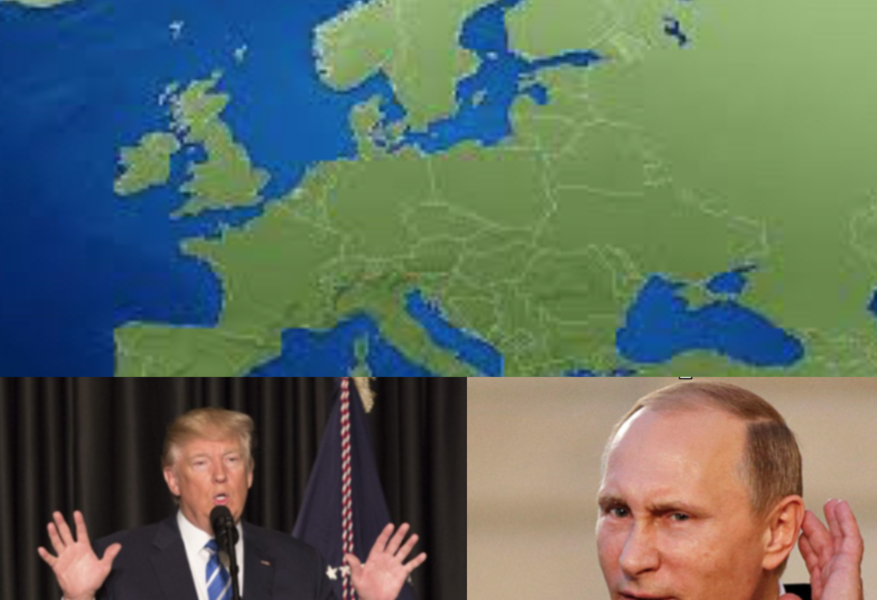 Europe between Putin and Trump