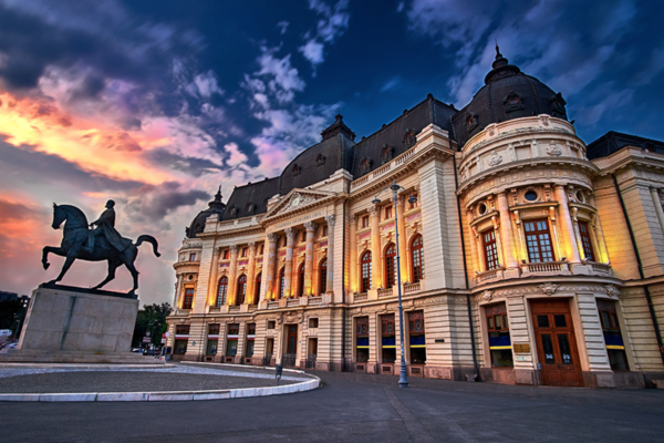 The next EAL Executive Committee Meeting will take place in the Romanian Parliament