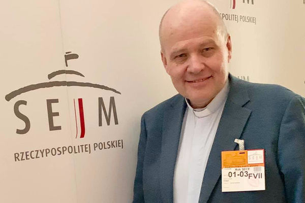 Participated in Working Group in Warsaw for the new universal «Convention on the Rights of the Family»