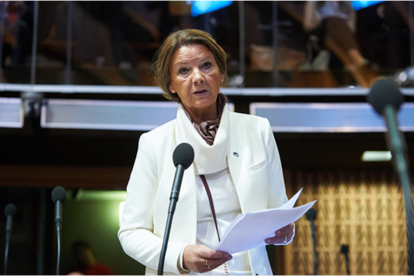 From the Norwegian Parliament: «Solid Norwegian Efforts turned the Balance in Resolution on Child Protection»