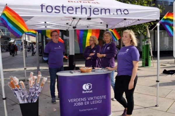 Barnevernet targets LGBTIQ´s as «Foster Homes»
