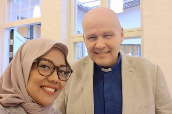 The Values of Pro-Family and Anti-Blasphemy can unite Indonesia and Norway