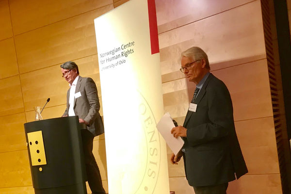 A Scathing Attack on Poland - at Oslo University