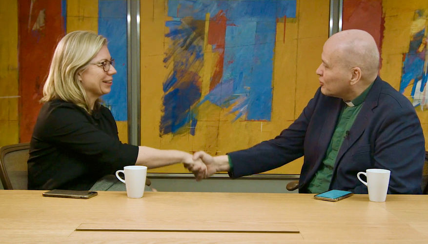 The Newspaper Vårt Land tried to stop Pastor Torp´s TV Program with Aftenposten´s Editor