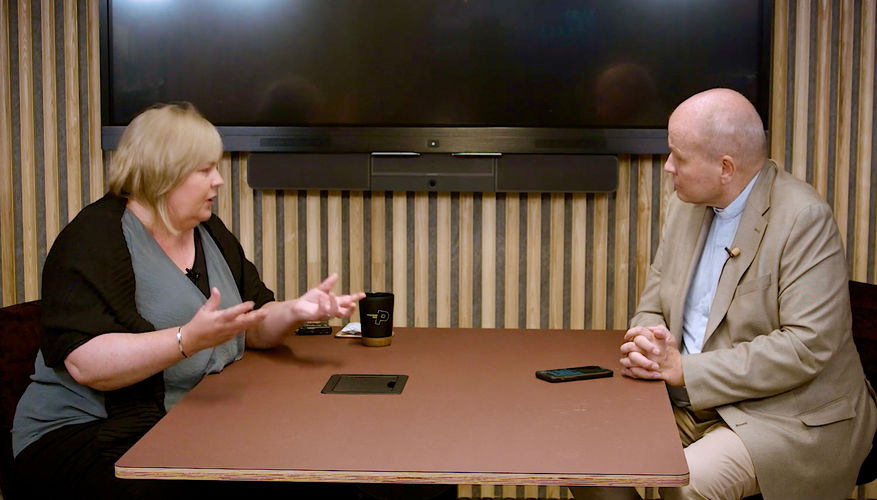 Norway´s Media General discusses the Media with Pastor Torp