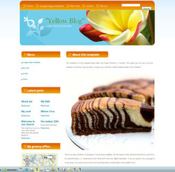 XHTML 1.0 Strict, Fixed Width