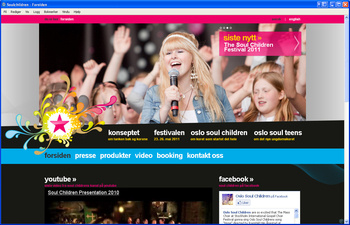 Soul Children: 70+ Tweens choirs across Norway and now spreading around the world